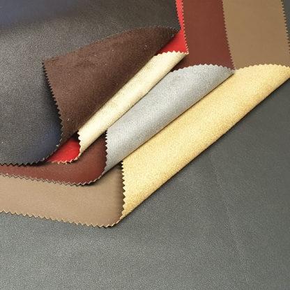 pronto 015 eco leather double side continuative stock service